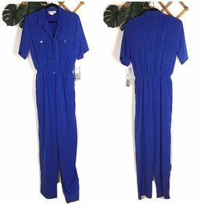 Saint Germain New Jumpsuit Vintage Medium Pantsuit